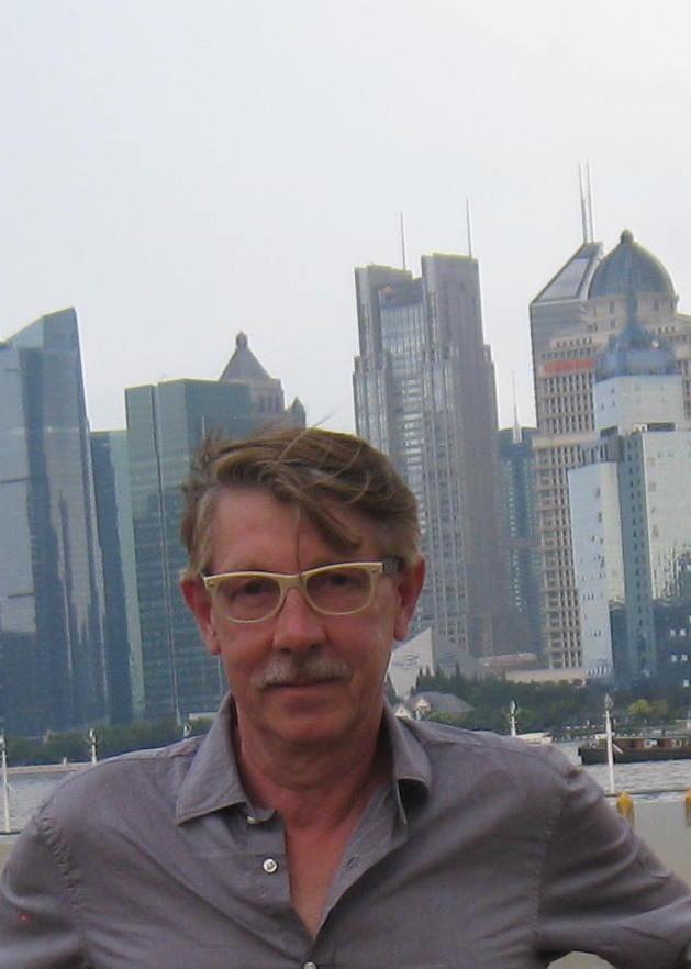 Architect Margaux Vanhooren